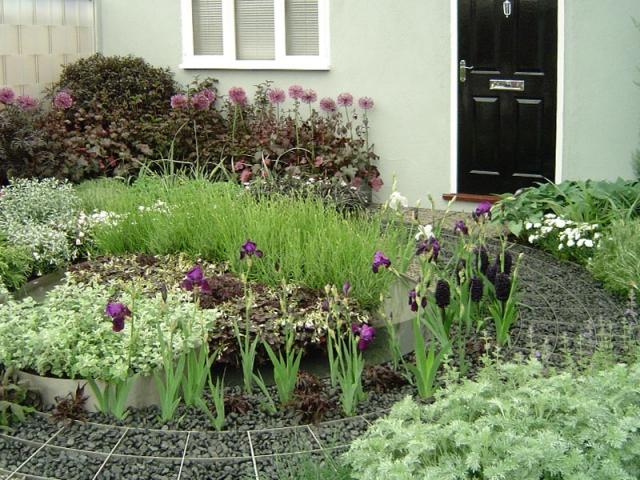 Chelsea Show Garden - Yin and Yang Front Garden